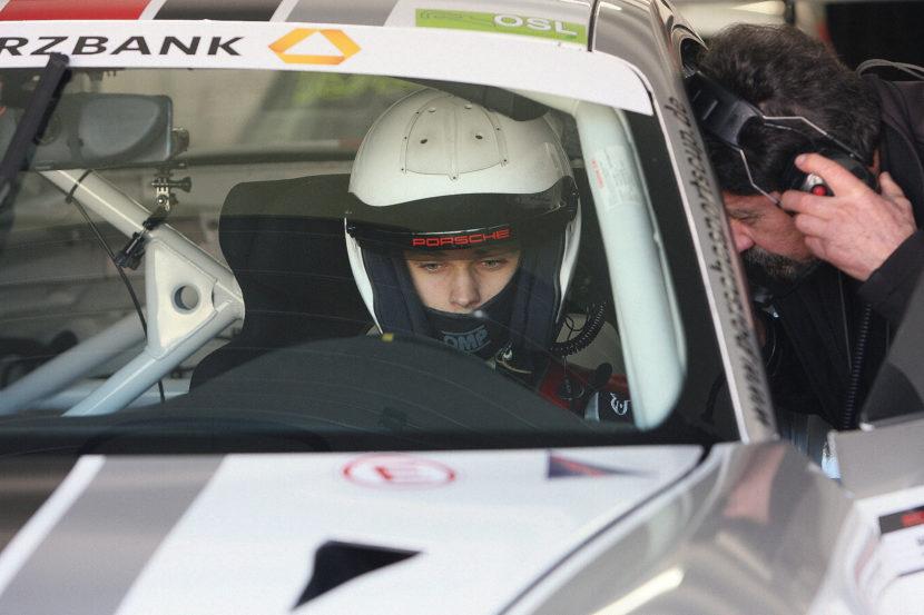 Maximilian Malinowski Dupre Porsche GT3