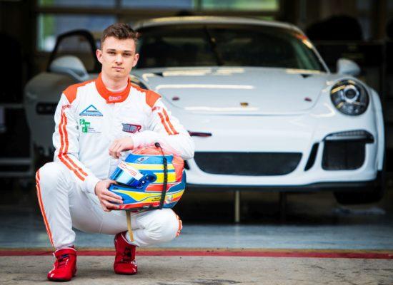Maximilian Malinowski - Rennfahrer aus Stuttgart / Kornwestheim